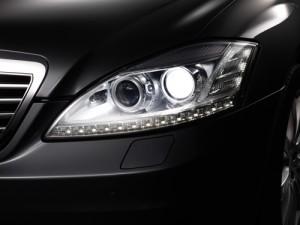 фара Новый Mercedes-Benz-S-class