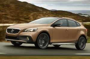 2013 volvo v40 ross country