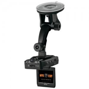 автомобильный регистратор с двумя камерами MDR 690D
