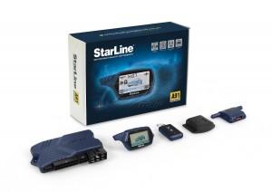 Автосигнализация starline a 91 dialog