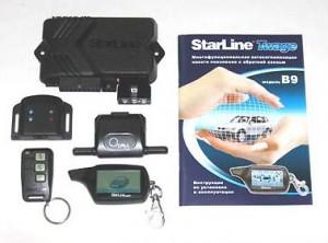 starline-b9 с автозапуском