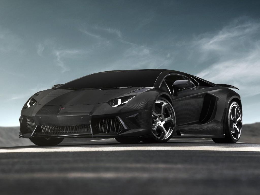 Lamborghini Aventador LP700 фото
