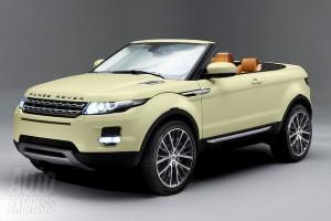 range rover evoque 2013 кабриолет фото
