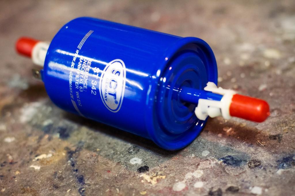 Фильтр тонкой очистки хендай акцент схема