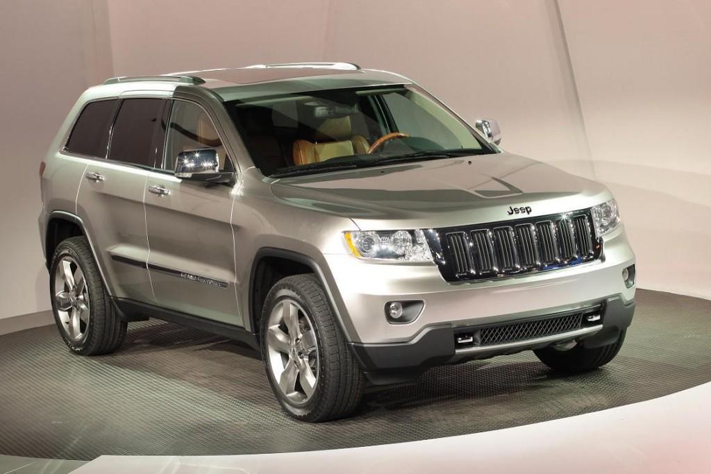 jeep grand cherokee 2011 фото