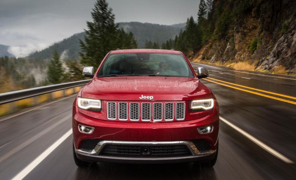jeep grand cherokee 2014 фото