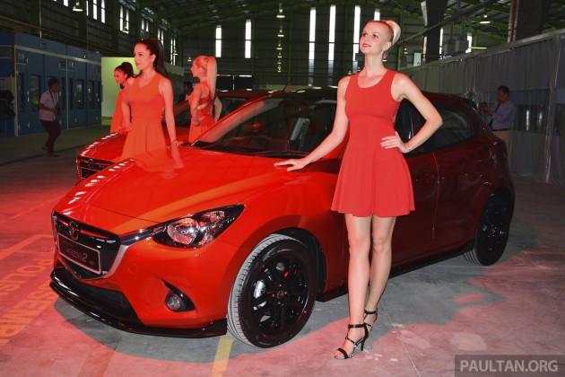 2015 Mazda 2 Launch 2