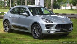 DRIVEN: Porsche Macan - открытие бренд