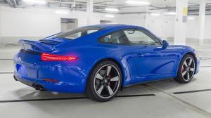 Porsche выпускает специальное издание 911 Club Coupe GTS