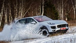 Разговаривать вполголоса с наддувом Porsche Cayenne S