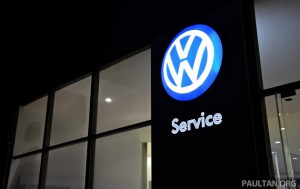 Volkswagen предлагает 15% off flood-поврежденные детали
