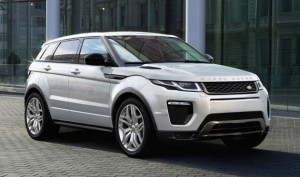 2016 Range Rover Evoque получает подтяжку лица тонкие обновления