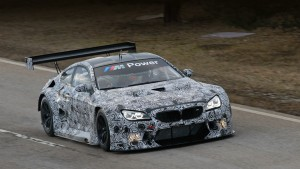 BMW открыл racing M6 coupe GT3