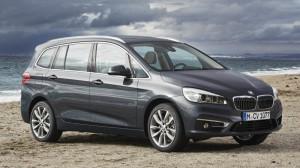 BMW открывает новый семиместный 2 серии Gran Tourer [w/video]