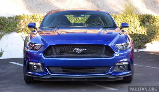 Ford Mustang LA 2