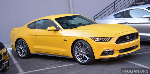 Ford Mustang LA 1