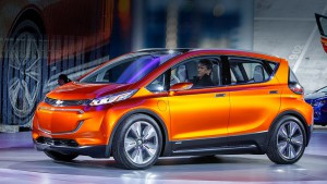 Electric car Chevrolet Bolt got the nod to start in the series