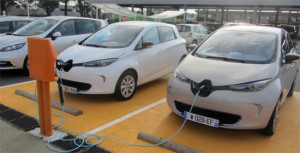 Франция поощрения водители дизельных автомобилей, чтобы пройти через Электрический €10K стимул