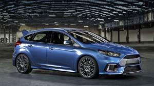 Горячего хэтчбека Ford Focus RS впервые получил полный привод