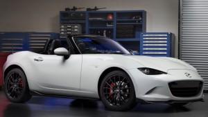 Mazda MX-5 'аксессуары дизайн концепции' открыл в Чикаго 2015 - превью aerokit и параметры