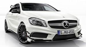 Mercedes-Benz A 45 AMG капли Edition 1 тег, RM347k