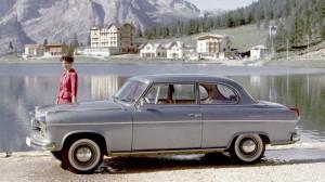 Немецкая марка Borgward обратно после 50 лет [w/video]