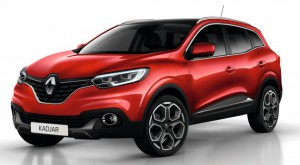 Renault Каджар - свежий кроссовер C-сегмента