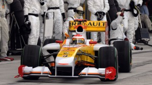 Renault считает, Филдинг собственный F1 team снова