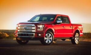 В США продажи автомобилей марки результатов: январь 2015 г.