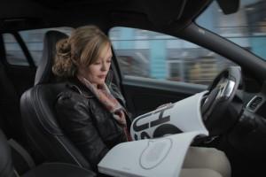 Мирос толкая для автономного вождения технологий к 2030 году