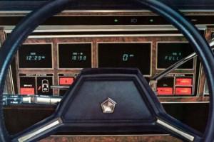 Последний Император: 1983 Крайслер Империал
