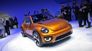 """Хэтчбек Volkswagen """" Жук """" был на грани исчезновения"""