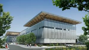 Ягуар Ленд Ровер приступает к работе на новом университете научно-исследовательский центр