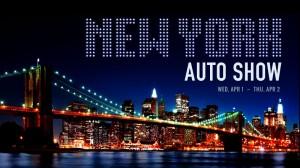 2015 Нью-Йоркском автосалоне резюмируйте