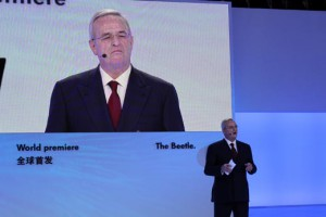 Фольксваген готовится к бою за пост генерального директора