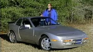 Порше 944 Турбо прыжки в MotorWeek, копия)