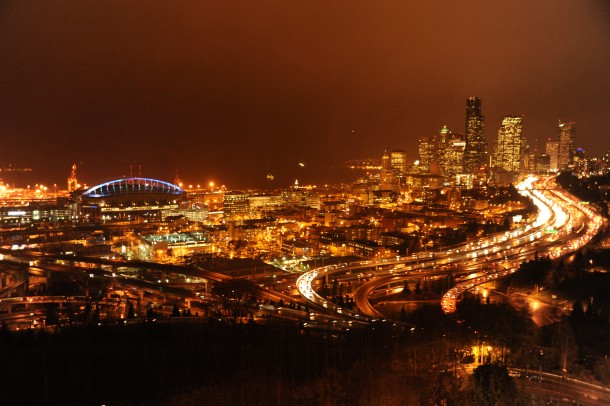 Seattle Circa November 2010