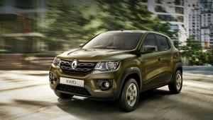 Бюджетный хэтчбек Renault Kwid притворился кроссовер