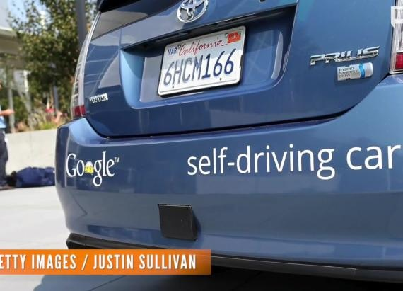 Google's Self-Driving Car Still Has Many Flaws