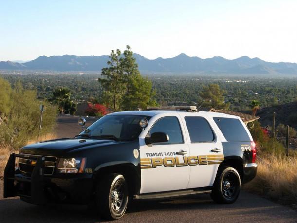 Paradise Valley Arizona Police