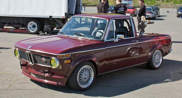 BMW 2002 Truckamino Circa March 2009