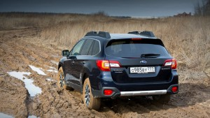 Crossover Subaru Outback unprecedented added value