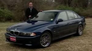 MotorWeek с теплотой вспоминает 2000 БМВ М5