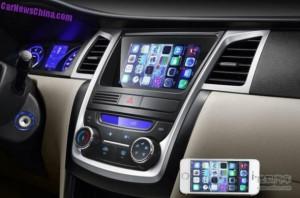 Новый Джили зеркала вашего iPhone экран боком для гарантированной травмы шеи