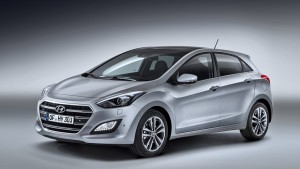 Updated hatch and wagon Hyundai i30 has reached Russia