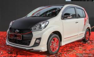 Perodua myvi как празднует 10-летний юбилей – ограниченный выпуск памятных myvi как выяснилось, только 10 единиц