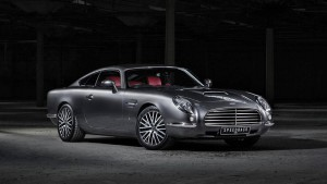 Retrocar David Brown Speedback GT will appear in the U.S