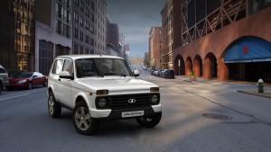 Внедорожник Лада 4×4 городских будет двигаться на конвейере АвтоВАЗа