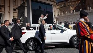 Для папы Хундай Санта Фе превратился в кабриолет