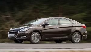 Компания Hyundai порадовала цена рестайлингового i40 в семье